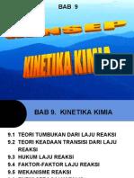 Bab9-Kinetika Kimia
