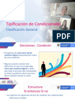 3 - TipificaciónDeCondicionales