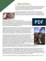 Mexico history reading