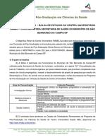 Bolsa PGSS contrapartida SBC