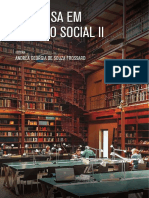 Pesquisa em Serviço social II