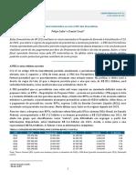 Relatório da IFI sobre a PEC dos Precatórios