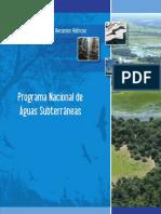 SRHU - Programa Nacional de Águas Subterrâneas Set 2009