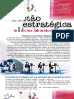 Gestão estratégica em Medicina Laboratorial - Indicadores