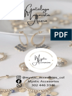 Catálogo Acero Mayorista