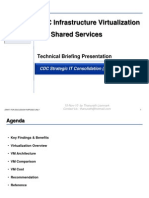 Virtualization Technical Briefing Package -Summary