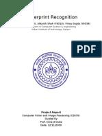 IIT fingerprint doc