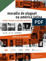 """Alex Ferreira Magalhães - As formalidades do mercado """"informal"""" a contratualística da locação imobiliária em favelas do Rio de Janeiro"""