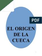 EL ORIGEN DE LA CUECA