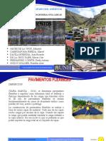 PAVIMENTO FLEXIBLE Y RIGIDO