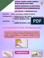 Anticonceptivos Hormonales (Grupo 2)