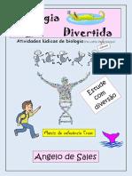 LIVRO BIOLOGIA DIVERTIDA