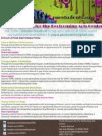 YOPAC Teacher Information Sheet