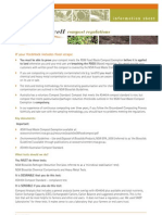 Groundswell -Compost Regulations