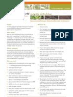 Groundswell -Sampling Methodology