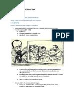 RESUMO SC - Historia, Lei 8080, Lei 8142 e Decreto 7508