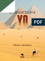 El Desierto Era Yo Epub