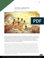 Geopolitica teorias y aplicacion