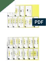 Diagramas de conexión lumisistemas para lámparas fluorescentes