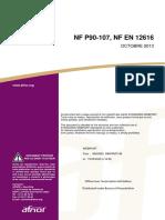 NF P90-107