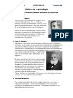 Autores que hicieron grandes aportes a la psicología