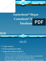Aminofusin Hepar-Comafusin Hepar