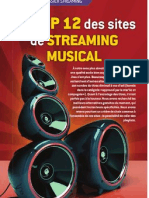 Streaming Musical