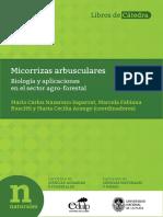 micorrizas arbuscurales libro