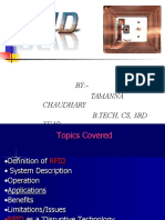 RFID Technology ppt