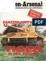 WASp21 - Panzerkampfwagen Tiger in der Truppe