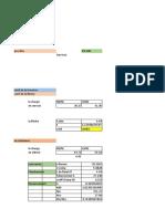 Calcul manuel portiques CM66