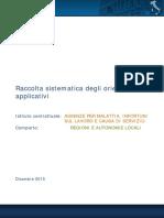 Regioni e autonomie locali_ Raccolta sistematica Orientamenti Malattia Dicembre 2015