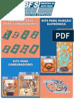 Catálogo BFS Indústria Automotiva - 2017