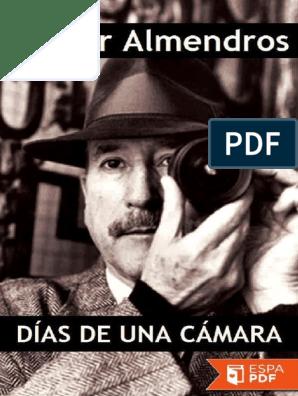 Dias de Una Camara Nestor Almendros PDF | PDF | Color | Pinturas