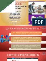 Dominio Perú - Grupo 2