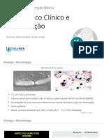 3.Diagnóstico Clínico e Classificação