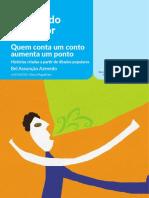 Manual Quem Conto Um Conto Aumenta Um Ponto Historias Criadas a Partir de Ditados Populares