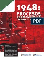 1948 Proceso, Permanencias y Rupturas