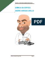 QUÍMICA NA ESPCEX - PROF. ALEXANDRE VARGAS GRILLO - LIVRO.