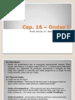 FISICA 2 - Cap 16 Ondas I