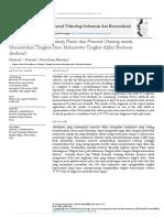 Perpaduan Metode Certainty Factor dan Forward Chaining untuk Menentukan Tingkat Stres Mahasiswa Tingkat Akhir Berbasis Android