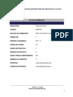 Acta de Aprendizaje Trabajo de Grado II - 2017-2