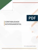 CONTABILIDADE GOVERNAMENTAL 1