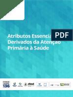 PDF - Atributos Essenciais e Derivados Da Atenção Primária à Saúde