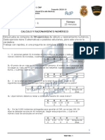 psicotecnico RN1. (CNP)