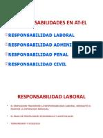 Responsabilidades Legales en SO