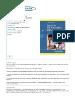 Francisco Javier Leal Quevedo Plata Rueda. El Pediatra Eficiente