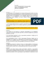 d. CONVENIO Nº 135 DE LA OIT-no ratificado por el Perú