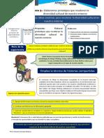 Exp5 Secundaria 1y2 Seguimosaprendiendo Educacionparaeltrabajoact02proponemosideascreativas1 Copia