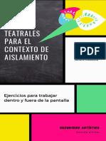 Abordaje Teatral - Grupo 3